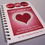 Couple's Gratitude Book