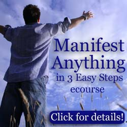 Manifest Anything in 3 Easy Steps