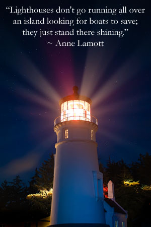 Lighthouse Quotes Gorgeous The Anne Lamott Lighthouse Halfway Up The MountainHalfway Up The